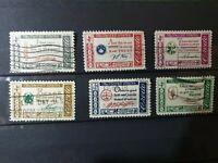 USA / America - 1960 - Credo - set of 6 used stamps