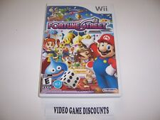 Original Box Replacement Case for Nintendo Wii - FORTUNE STREET