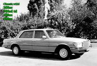 Mercedes Service Workshop Repair Manual w116 280se 350se 450se 300sd td S class