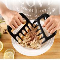 Meat Shredder Claws Bear Forks BBQ Grill Beef Pulled Pork Shredding Handler 2pcs