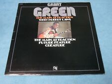 Grant Green with Hubert Laws - The Main Attraction / CTI Records France Jazz LP