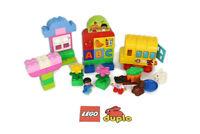 ~~LEGO DUPLO SCHOOL BUS ANIMALS, FIGURES BUNDLE