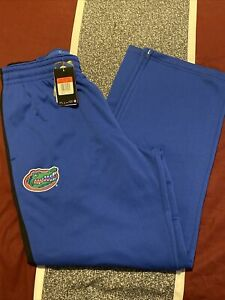 New Nike Elite Florida Gators Sweatpants Tech Pants Mens Large $70