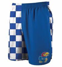 Loudmouth Kansas Jayhawks Men's Basketball Shorts- Medium
