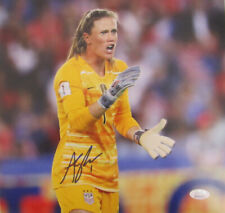 Alyssa Naeher Team USA Signed 8x10 Photo (JSA COA) Soccer