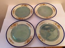NORITAKE CHINA PLATE'S SET OF 4 MADE IN JAPAN