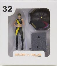 SIDEWAYS SWFIG/014 GRID GIRL FIGURE PIRELLI, NAOMI - NEW 1/32 SLOT CAR FIGURE