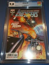 Avengers #25 Cosmic Ghost Rider CGC 9.8 NM/M Gorgeous Gem