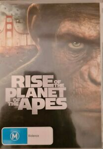 DVD Rise of the Planet of the Apes (2011)