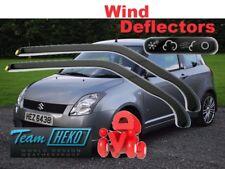 For SUZUKI SWIFT M2  2005 - 2010  3.doors Wind deflectors  2.pc  HEKO 28619