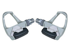 WELLGO MG-9 MAGNESIUM CLIPLESS ROAD SPD PEDALS NEW RRP £34.99