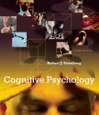Cognitive Psychology by Robert J. Sternberg (2008, Hardcover)