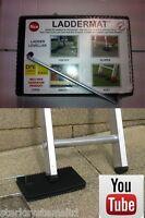Laddermat   Ladder Leveller Anti Slip Rubber Safety Mat   Ladder accessories