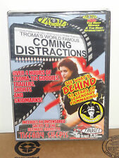 Coming Distractions (DVD) 4 Hours Troma Trailers, Shorts & Skidmarks, BRAND NEW!