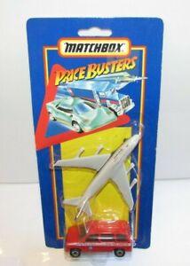 Matchbox Superfast Price Busters 1984 Dodge Caravan RAF Red Arrows MIB