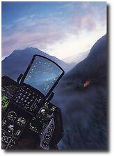 Falcon Sunrise by Dru Blair Signed Print - F-16 Fighting Falcon - Aviation Art