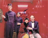 GFA The Grand Budapest Hotel * TONY REVOLORI * Signed 8x10 Photo T8 PROOF COA