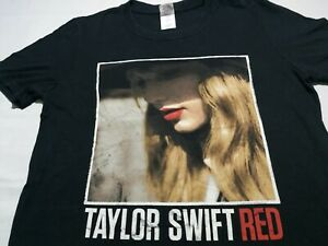 Taylor Swift T Shirt Hollywood Artist Red Tour Concert Band Pop Indie Rock