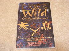 Mind's Eye Theater Werewolf The Apocalypse Laws of the Wild Changing Breeds 1