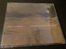 BEN HARPER Diamonds on The Inside used 3 Track cd-single 2003 Free postage
