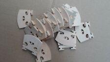 10pcs violin maple bridges. 4/4 size