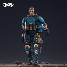 JOYTOY JTHC003 US Army Paratrooper Blue Falcon 1/18 Action Figure