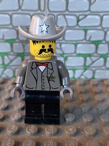 Lego Minifigure Western, Cowboys Sheriff ww021