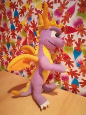 Rare Spyro The Dragon Soft Toy Play By Play Small Retro Vintage Collectable