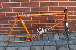 1990's steel MTB frame Triumph Sprint 20 in Tange Ultimate Ultra Light Prestige