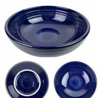 FIESTA HLC Fiestaware Large Soup Cereal Veggie Serving Bowl Cobalt Blue  24 oz.