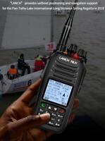HG-UV98 Dual-Band UHF VHF APRS Walkie talkie Positioning Track GPS  Bluetooth
