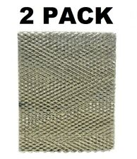 """(2) Humidifier Water Pad Filters for Lennox WB2-17 WB2-17A RP3162 10""""x13""""x1-5/8"""""""