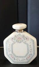Vintage Lenox Charleston Small Floral Perfume Bottle