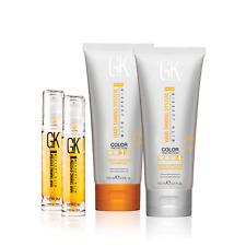 Global Keratin Moisturizing Shampoo/Conditioner/Serum GK Hair Smoothing Kit