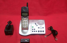 vtech 2461 2.4 ghz cordless phone with caller id & answering machine