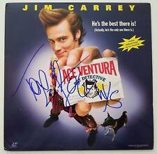 Tone-Loc Signed Ace Ventura Pet Detective Laserdisc Wild Thing RARE