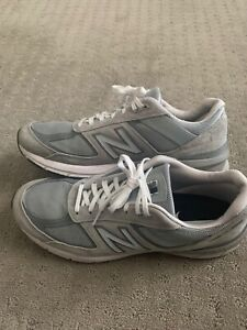 Pre-Owned New Balance 990v5 Tennis Shoes size 14