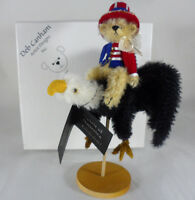 Deb Canham Spirit Of America w/Tag & Box D.C.A.D. Collectors Club
