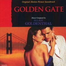 CD album Elliot Goldenthal Golden Gate Varese Sarabande colonna sonora