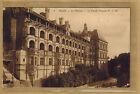 Cpa Blois - le château - la façade François Ier wn1019