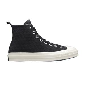 """Converse Chuck 70 Hi """"DOE"""" Sneakers 165549C Black/Mouse/Egret US Size M/6 W/8"""