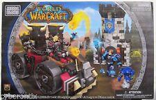 Mega Bloks DEMOLISHER ATTACK World of Warcraft Set 299 pc 91026 New Toy 2012 MIB