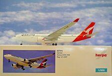 Herpa Wings 1:500 Airbus a330-200 Qantas vh-ebp 527316