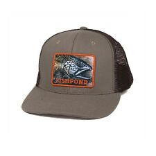 Fishpond Slab Trucker Cap, Sandstone / Brown