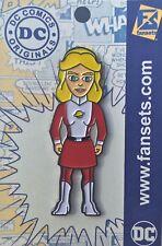 DC Comics Legion Of Super Heroes Saturn Girl Classic Collectors Pin Licensed