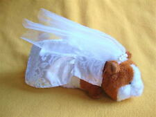 Bridal Gown Costume for Guinea Pig from Petrats