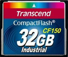 Transcend Compact Flash CF150 32GB industrial DSLR