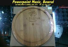"""Zildjian 10"""" Bamboo Chopping Board"""