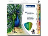 Staedtler Triangular Colored Pencils, Assorted 1270