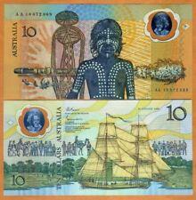 Australia, $10, 1988, First World Polymer, P-49a, Aa-Pref., Unc > Commemorative